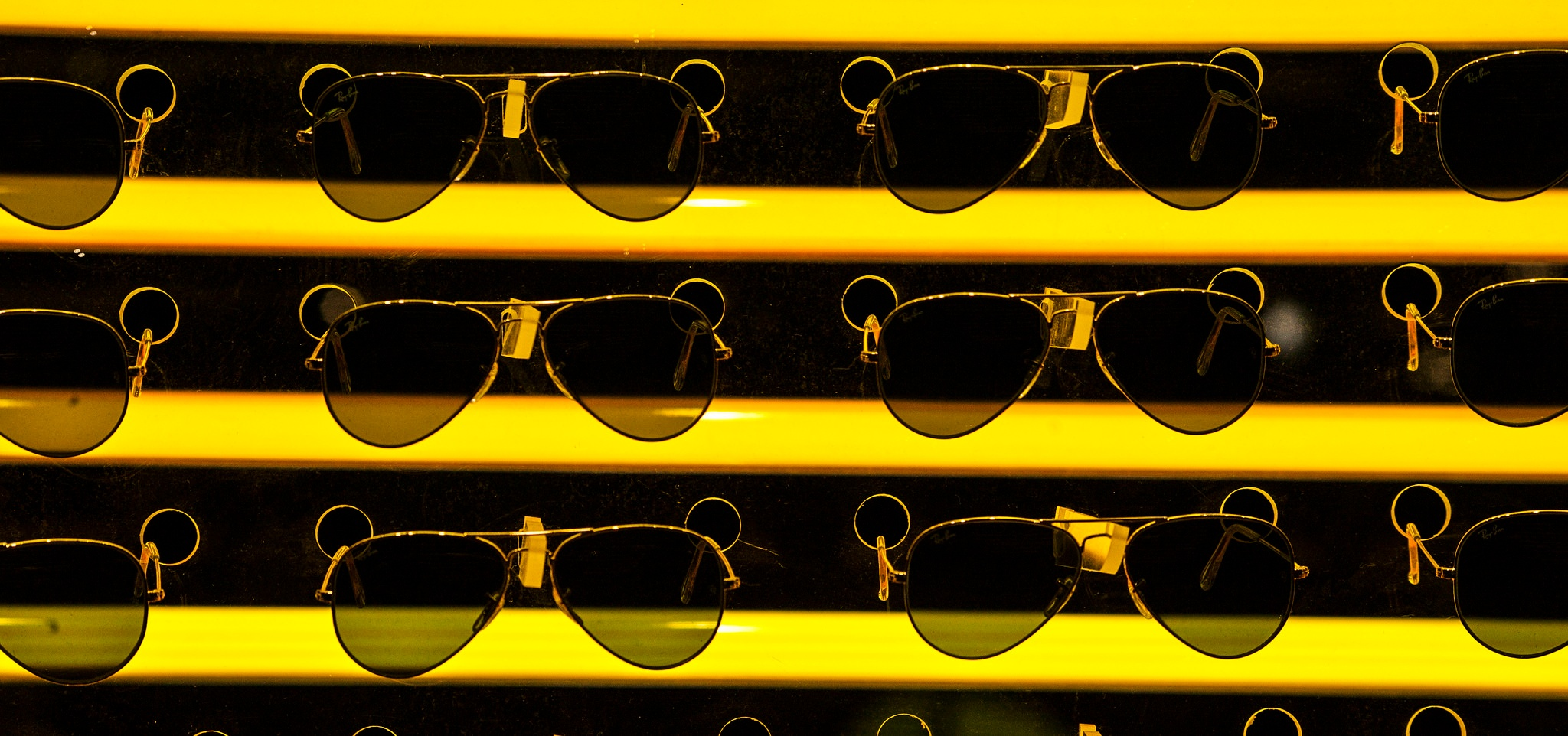 Counterfeit sunglasses and knock-off eyewear causes huge problems