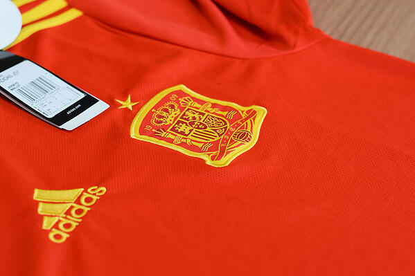 Spain world cup jersey (2)