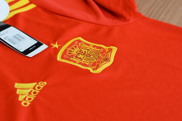 fake spain football shirt