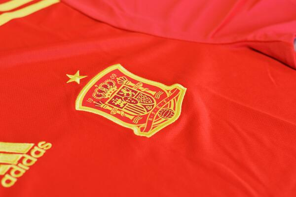 real spain football shirt