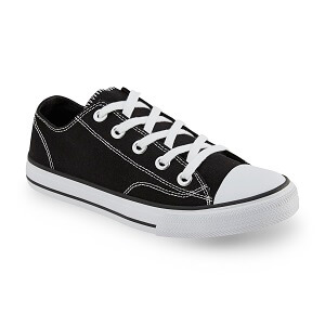A Converse design-infringing shoe