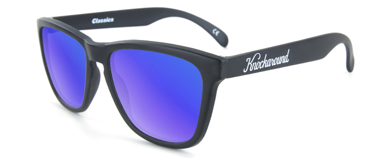 Knockaround's classic Moonshine sunglasses design