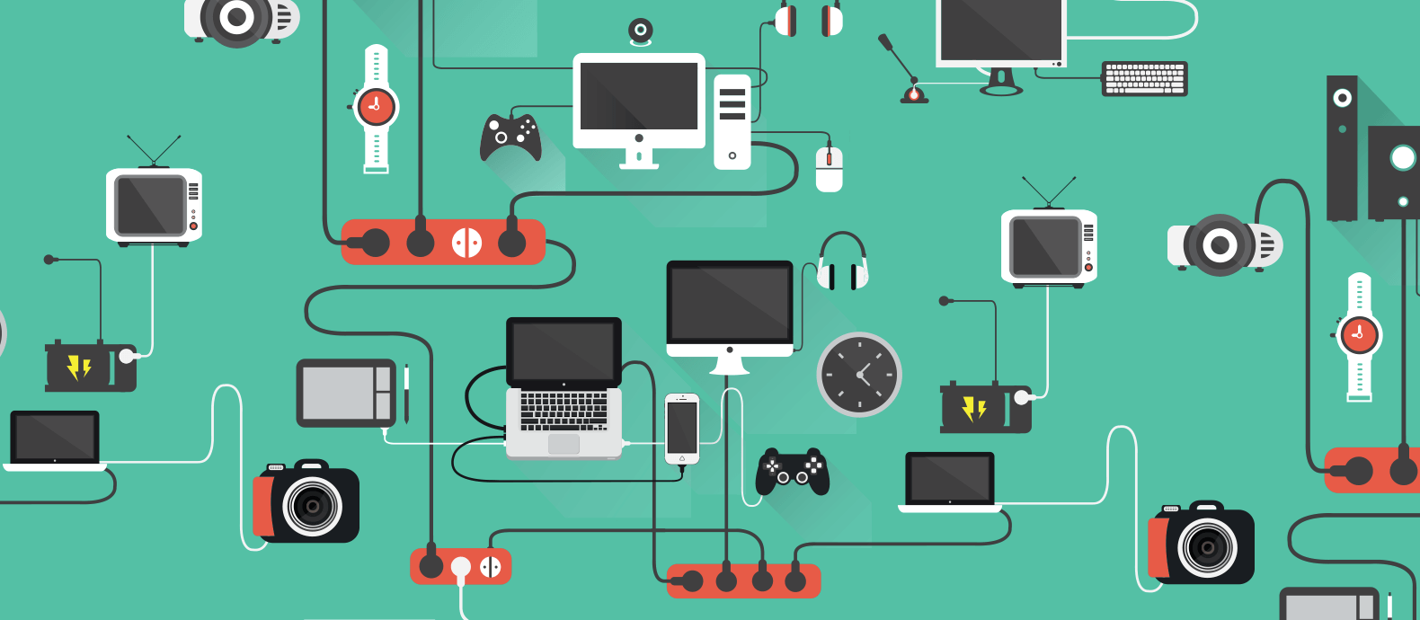 Online consumer electronics report