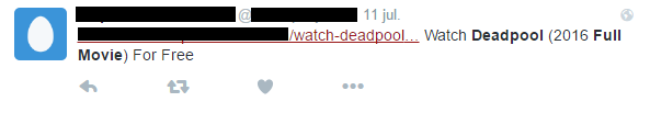 Social Media Piracy