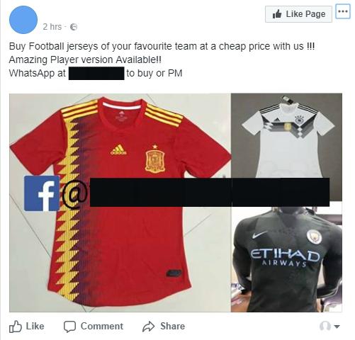 fakefootballjerseyonfacebook