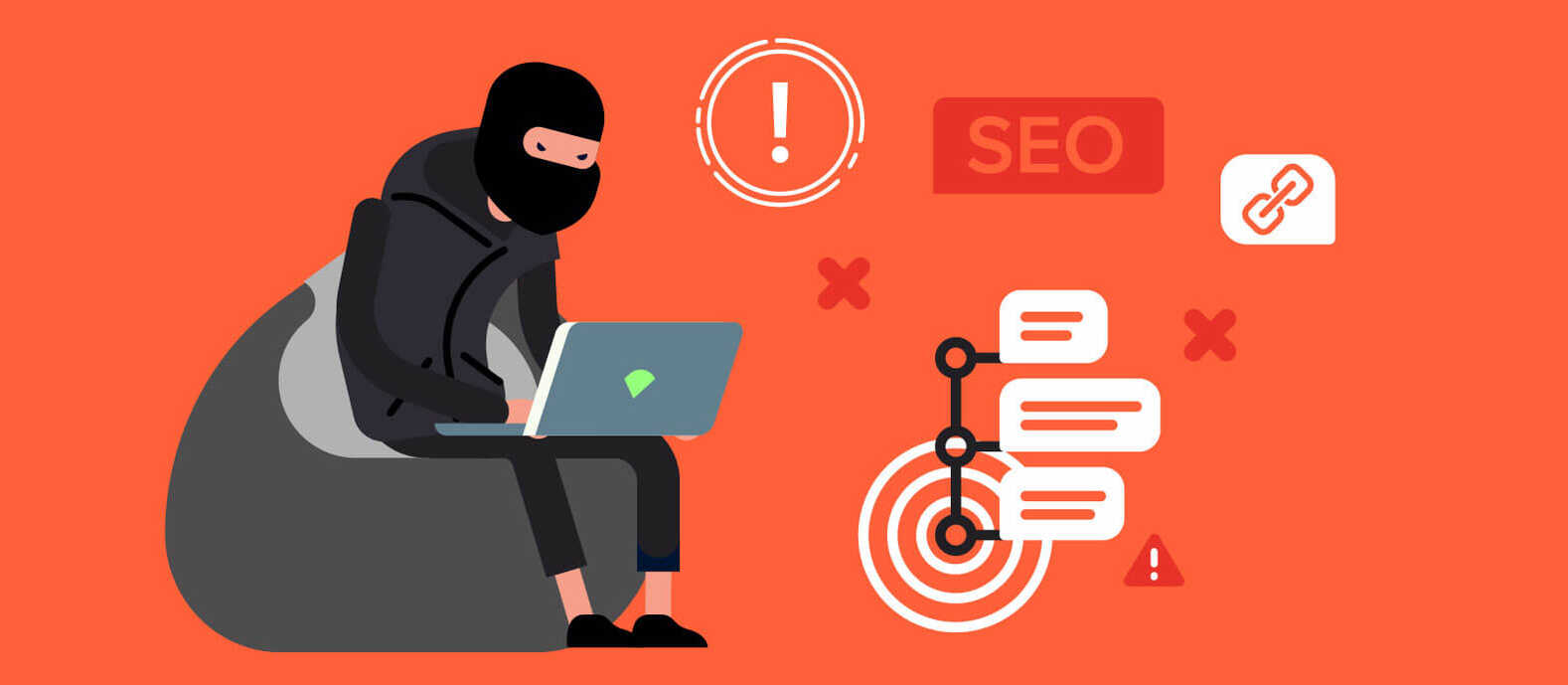 Negative SEO, how to defend your brand against the dark arts