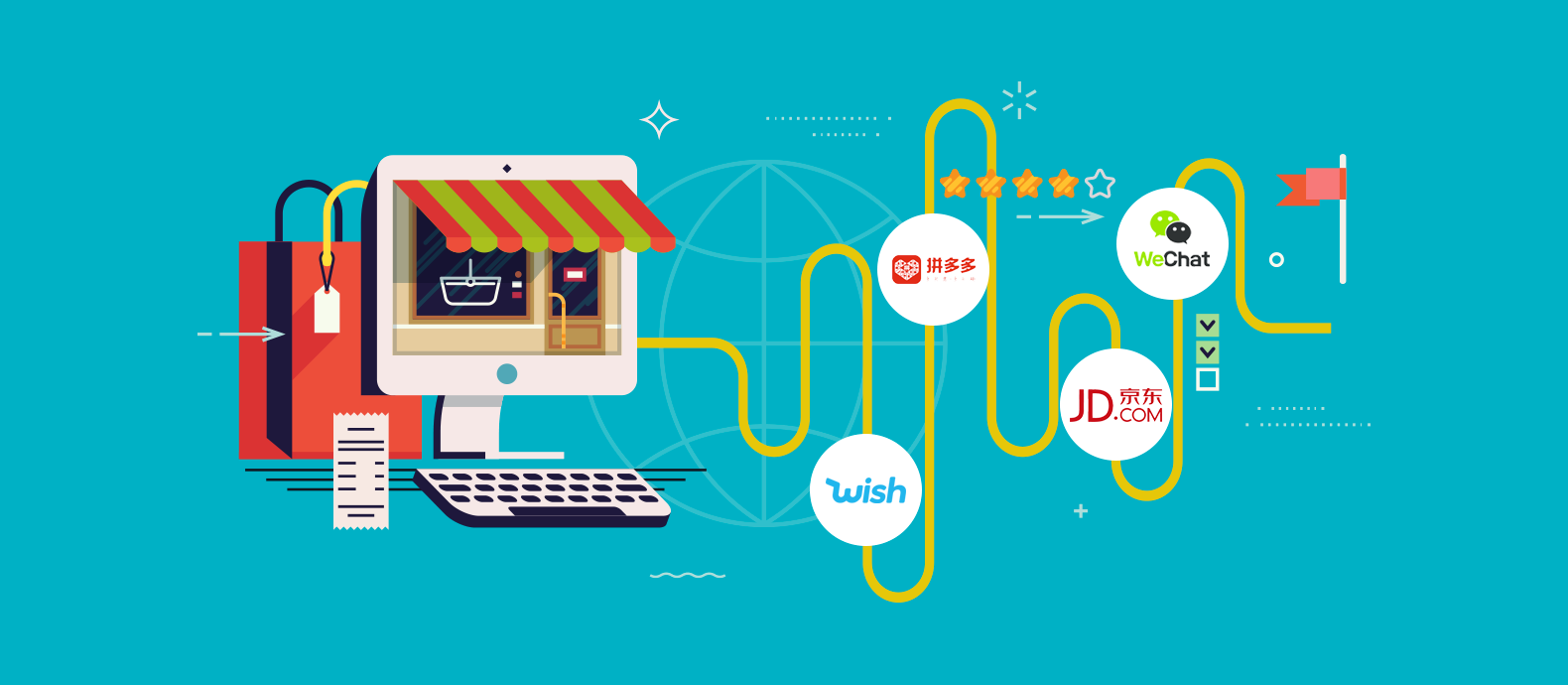 Brand protection in 2019 means tracking Wish, Pinduoduo, WeChat and JD