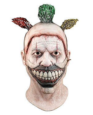 twisty the clown genuine vs fake mask.png
