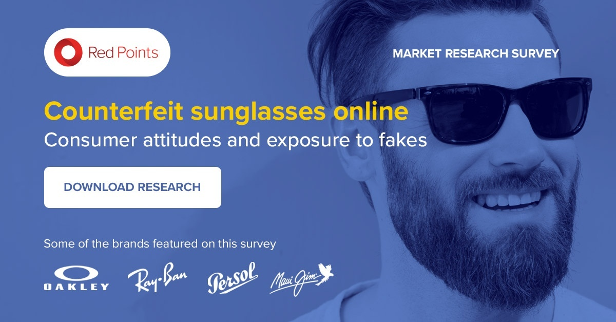 Brand Protection specialists Red Points' market research study on counterfeit outdoor apparel