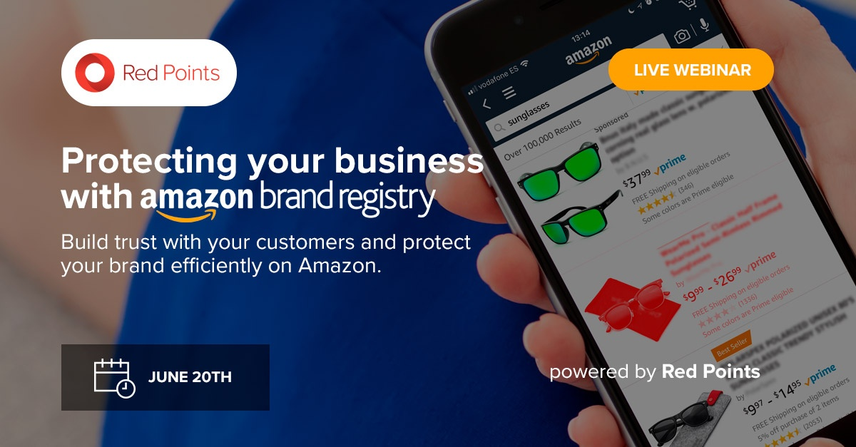 Protecting your business with Amazon brand registry