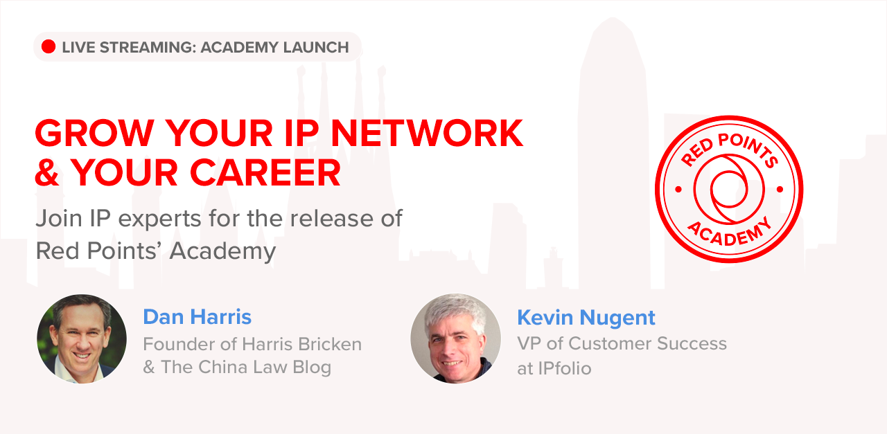 Red Points Academy launch - The free online course in brand protection