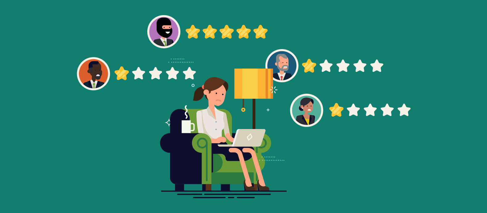 Why consumers can't trust ratings and reviews