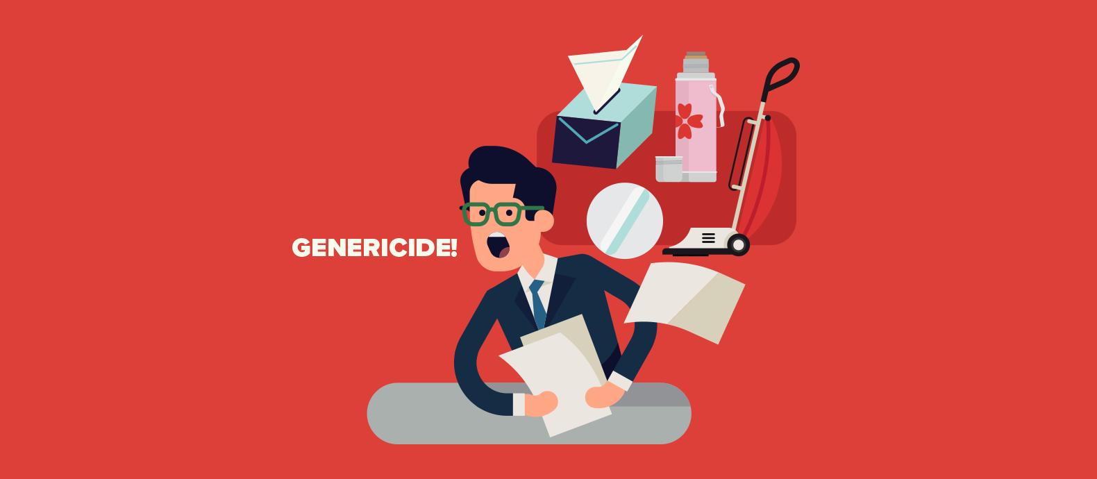 Genericide and trademark genericism