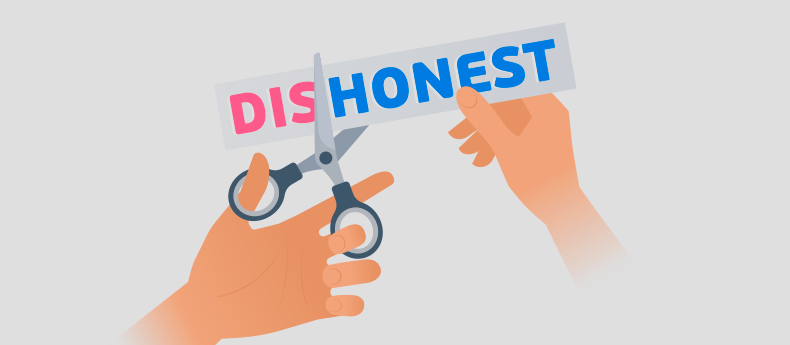 do counterfeits make people more dishonest