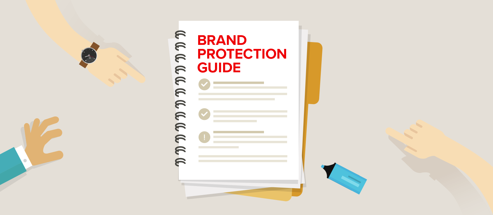 The ultimate guide to brand protection