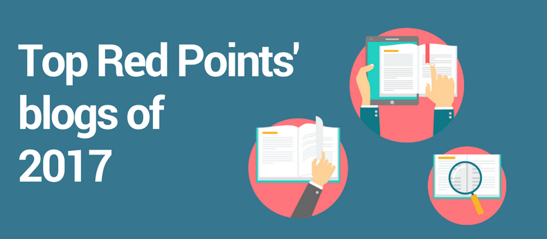 Top Red Points' Blogs of 2017