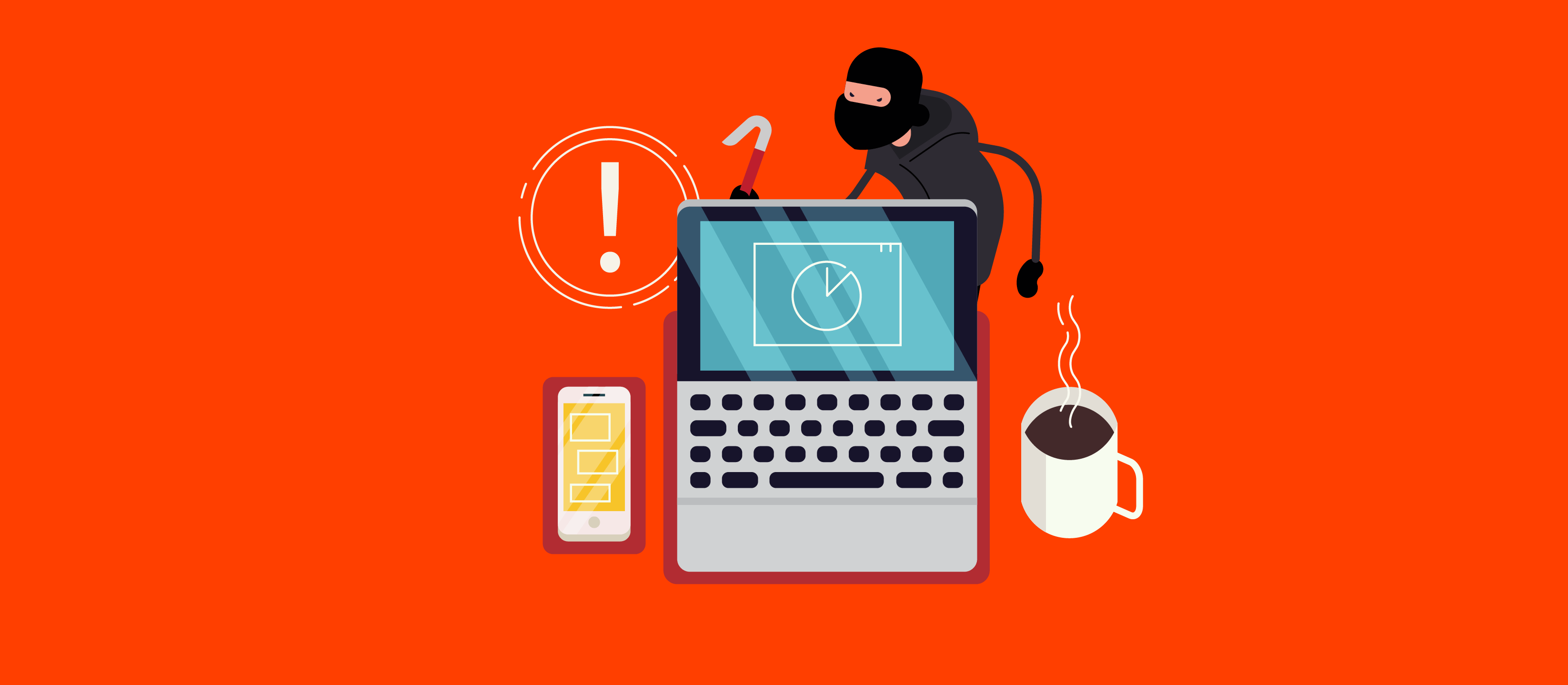 Cybercrime: Which ones are the most common threats today?