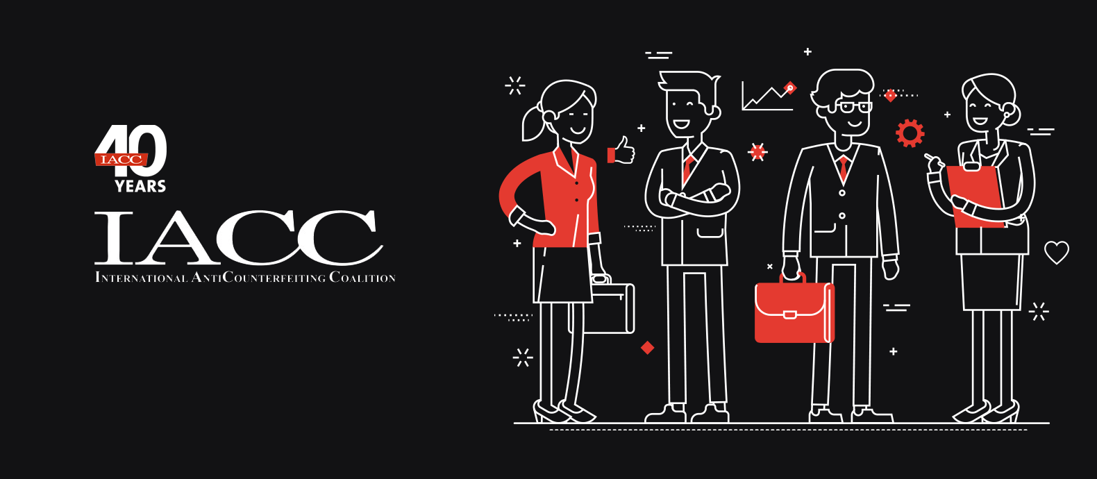 Red Points at the IACC conference 2019 in Boston