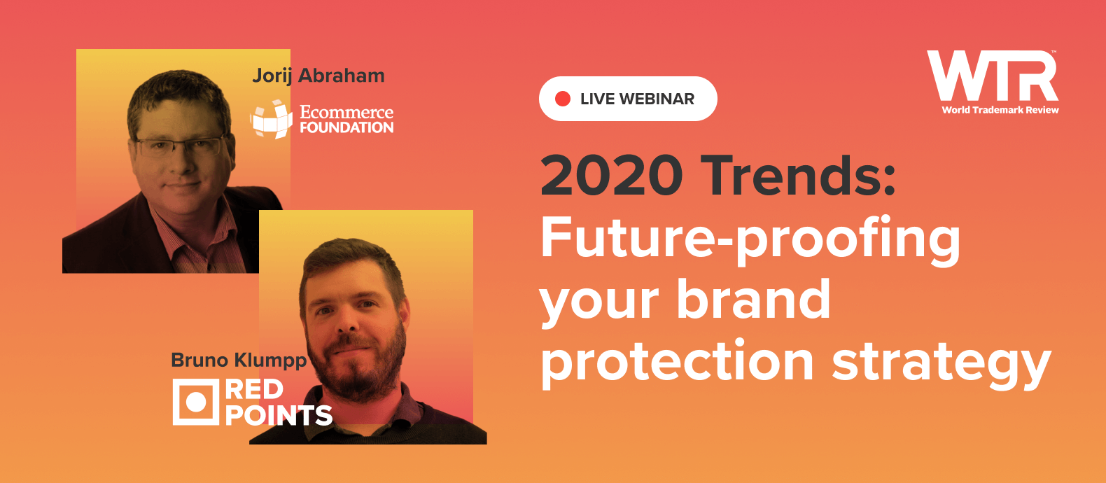 2020 trends: Future-proofing your brand protection strategy - Part 1